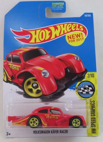 Hot Wheels 2017 Volkwagen Kafer Racer 56/365