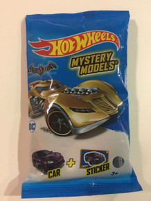 Hot Wheels 2017 Mystery Models Batman Arkham Asylum (Unopened)