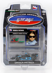 Andretti Green Racing Motorola Danica Patrick Indianapolis Indy Car Garage Racing Adult Diecast Collectible w/Real Rubber Tires