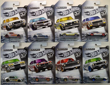 Hot Wheels 2018 ZAMAC Complete Set of 8