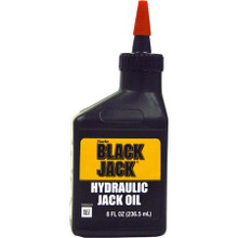 ACCEL Black Jack Hydraulic Jack Oil, 8 fl oz