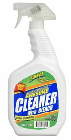 LA's Totally Awesome Cleaner with Bleach, Cleans & Deodorizes 40-oz. Bottle - FREE SHIPPING
