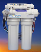 Wallmount Reverse Osmosis with Mineraliser
