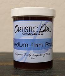 Medium Firm Organic Sugaring Paste