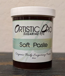 Soft Organic Sugaring Paste