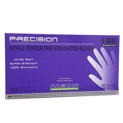 Precision Nitrile Powder Free Gloves