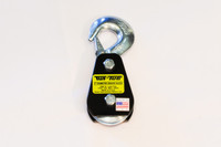"Tuf-Tug Hook Block (2"" Pulley) With Safety Hook"