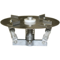 The Eliminator Spinner Plate - Round