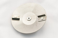 Small Round Spinner Plate 4""