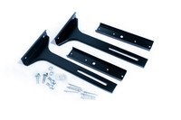 Black Slider Legs (T-Legs) for Control Units - Full Set