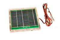 12-Volt 70-mA Solar Panel for Deer Feeders
