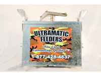 12 volt Galvanized Box Feeder Control Unit - 133LDT Galvanized