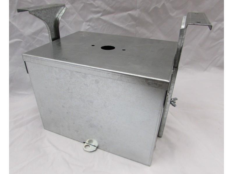 Deer Feeder Control Box Only w// T Brackets Black CB1B