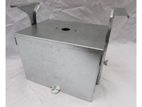 Control Box Only w/ T Brackets Galvanized CB1G