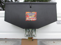 100lb Tailgate/Road Feeder with THE-ELIMINATOR 1100TG-TE