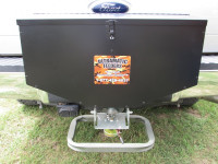 "100lb Tailgate/Road Feeder with THE-ELIMINATOR with 2"" Receiver 1100TG-TE-2"