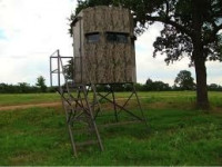 4 x 6 Economy Ground Blind
