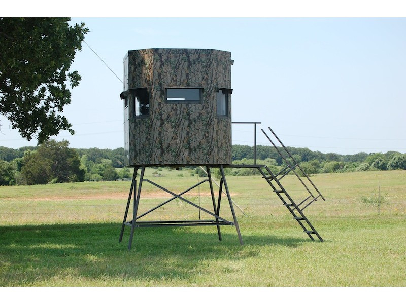 6 X 6 Economy With 12 Tower Texas Direct Hunting Products