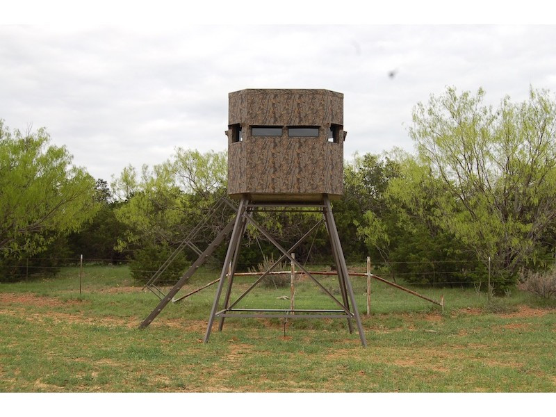 6 X 8 Insulated Blind Ground Blind Texas Direct Hunting