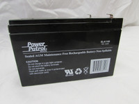 12 volt 12 a/h SLA battery