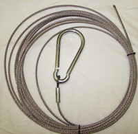 Winch Cable - 37'