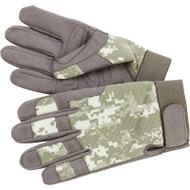 Wholesale lot of (100) Casual Outfitters Multi-Purpose Digital Camo Gloves