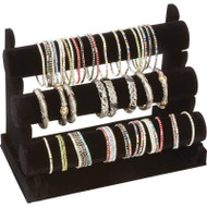 Wholesale lot of (15) 3-Tier Jewelry Display