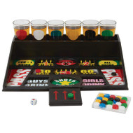 Wholesale lot of (12) Maxam 31pc Drinking Game