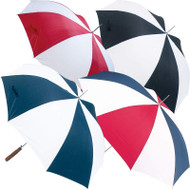 "Wholesale lot of (12) All-Weather 48"" Auto-Open Umbrella"