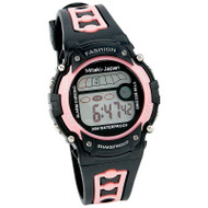 Wholesale lot of (100) Mitaki-Japan Ladies' Digital Sport Watch