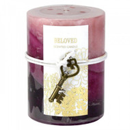 Beloved Pillar Candle 3x4