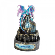 Ice Age Dragon Fountain
