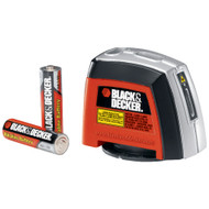 Black & Decker Laser Level With Wall-mounting Accessories