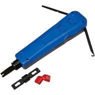 Vericom Deluxe 66 And 110 Punch-down Tool With Blades