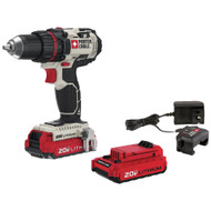 """Porter-cable 20-volt Max* 1 And 2"""" Cordless Drill And Driver Kit"""