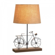 Old-fashion Bicycle Table Lamp