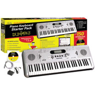 For Dummies Piano For Dummies 61-key Keyboard Starter Pack