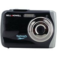 Bell+howell 12.0-megapixel Wp7 Splash Waterproof Digital Camera (black)