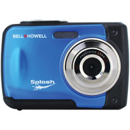 Bell+howell 12.0-megapixel Wp10 Splash Waterproof Digital Camera (blue)