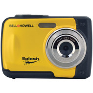 Bell+howell 12.0-megapixel Wp10 Splash Waterproof Digital Camera (yellow)