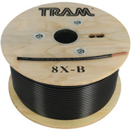 Tram Rg8x 500ft Roll Tramflex Coaxial Cable