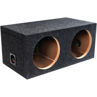 "Atrend Bbox Series Dual Sealed Bass Box (10"")"
