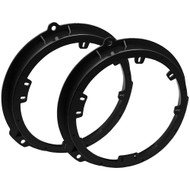 """Pac 6"""" And 6.5"""" And 6.75"""" Speaker Adapters For Select Ford 2015-2018 Vehicles"""