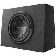 "Pioneer Compact Preloaded Subwoofer Enclosure (10"")"