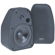"Bic Venturi 5.25"" Adatto Indoor And Outdoor Speakers (black)"