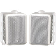 "Bic America 4"" Rtr Series Indoor And Outdoor 3-way Speakers (white)"