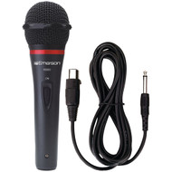 Karaoke Usa Professional Dynamic Microphone With Durable Metal Case & Grille