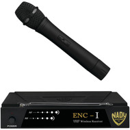 Nady Enc-i Professional Single-channel Vhf Wireless System