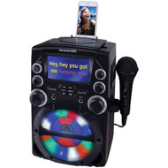 "Karaoke Usa Cd+g Karaoke System With 4.3"" Color Tft Screen"