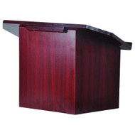 Pyle Home Portable Tabletop Lectern Podium